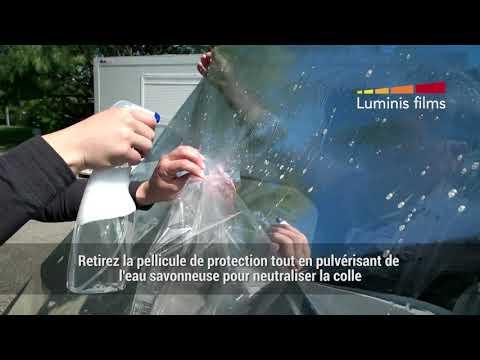 Tutoriel De Pose Film Adhesif Luminis Films Youtube