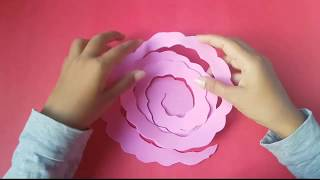 Foam Sheet Flowers Making | How to make Foam Sheet Rose Flower Step by Step Easy Tutorial at Home