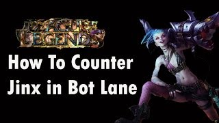 League of Legends Counters - Jinx ADC
