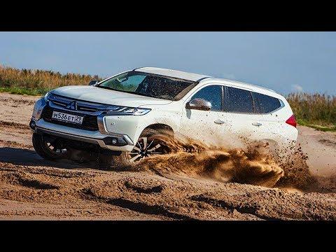 We conduct tests for off road Mitsubishi Pajero  Mercedes ML  Mitsubishi Pajero  Renault Daster  Jee