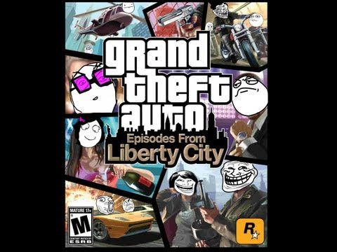 Smashulica Joaca Grand Theft Auto Episodes from Liberty City [HD 720p]