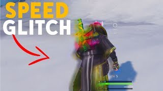 How To Use DOUBLE SPEED GLITCH In Fortnite Creative Mode