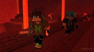 Domuz Adamlar Nerde - Boncuk'la Minecraft Survival Keyfi - Bölüm 6
