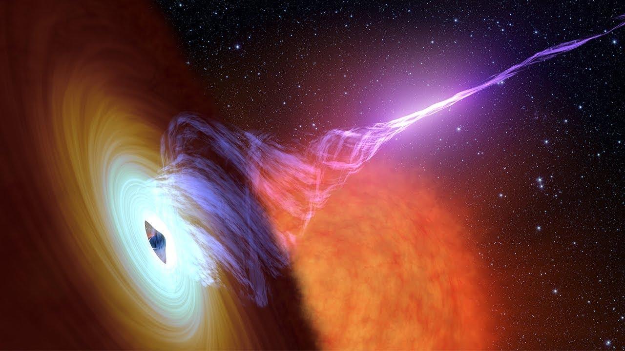 暗物質可以自由穿越黑洞?神秘特性超乎科學家想像科學家! - YouTube