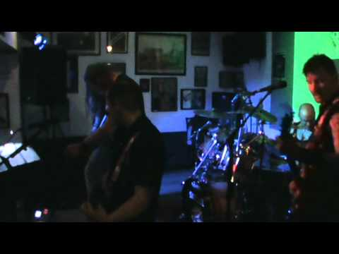SKELLEL 29/09/12 - cover System Of A Down - Lonely Day  jazz n rock café
