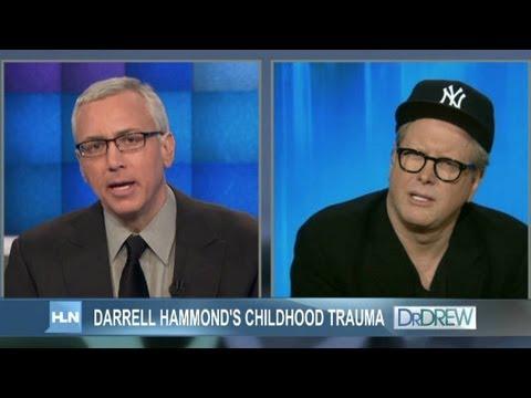 Darrell Hammond's childhood trauma
