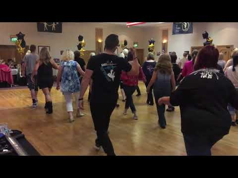Safe In These Arms Line Dance by Dee Musk & Fred Whitehouse @2017 Newline