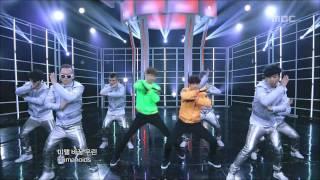TVXQ - Humanoids, 동방신기 - 휴머노이드, Music Core 20121201