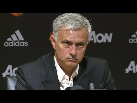 Jose Mourinho: 'My Feet Are On The Ground' Manchester United 4-0 West Ham FULL PRESS CONFERENCE