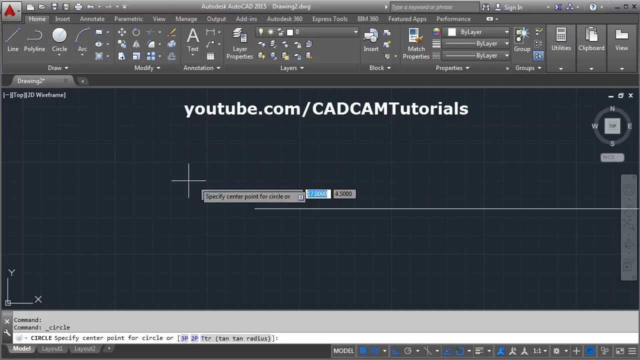 how to create a grid in autocad