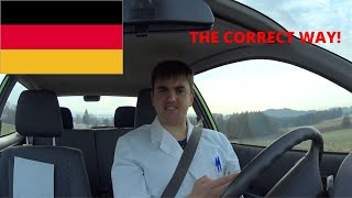 How to Drive iฑ Germany