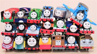 Thomas & Friends Tokyo maintenance factory for 20 Plarail engines RiChannel