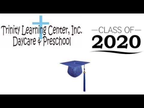 2020-05-14 Trinity Learning Center Pre-School Graduation 2020 Hartford, SD