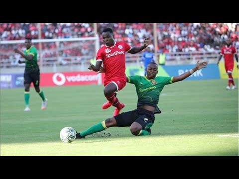 Download Highlights: Yanga na Simba wapiga soka la kiume na kutoka sare ya 1-1 (VPL 07/11/2020)