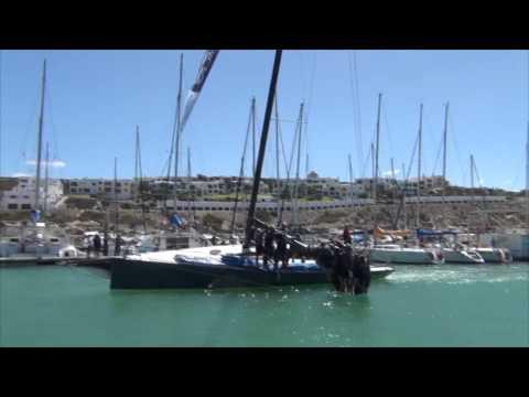 A sandbar negotiated - Mykonos Offshore 2015