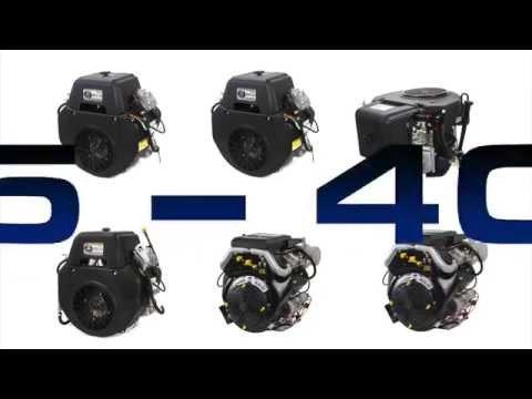Subaru EH Series V-Twin Engines