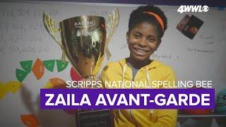 Zaila Avant-garde: Spelling Bee Champ and Basketball Star