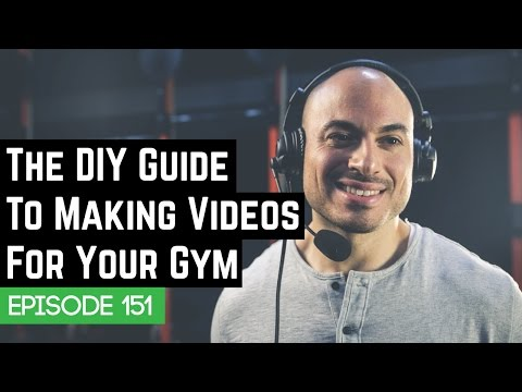 The DIY Guide To Making Videos For Your Gym W/ Monkey Reel Media - 151