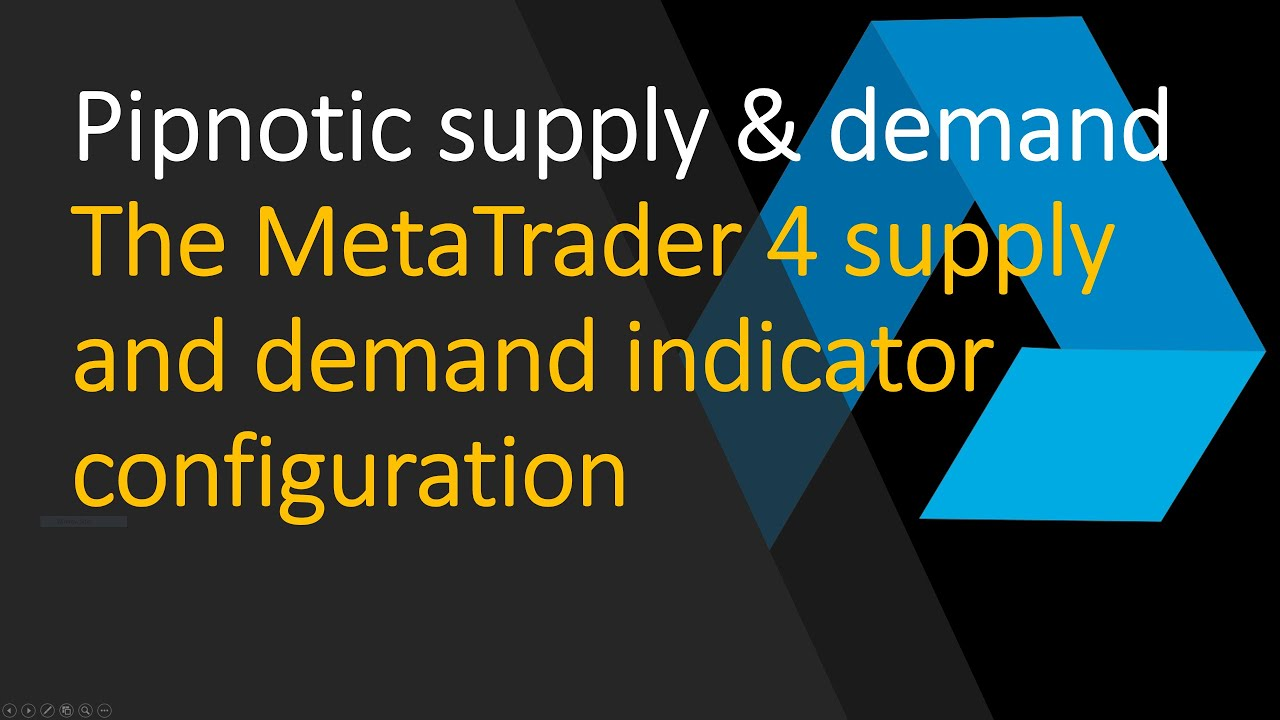 The Best Mt4 Supply And Demand Indicator Youtube