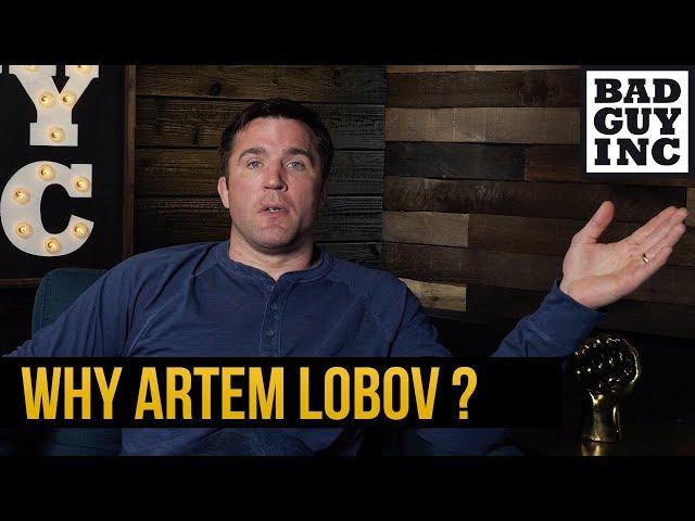 What did Artem Lobov do to deserve this?