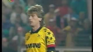 Rückblick Eintracht Frankfurt - Bayern München 1:1; 27.10.1992