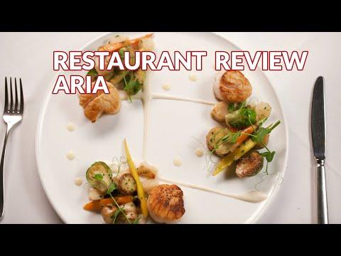 Restaurant   Aria  Atlanta Eats