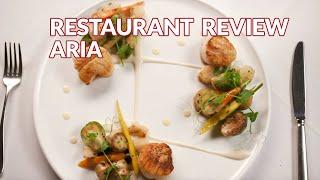 Restaurant Review - Aria | Atlanta Eats