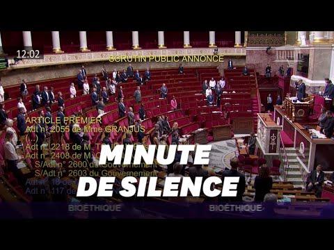 Jacques Chirac est mort: minute de silence à l'Assemblée