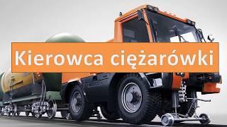 Польский. Урок на тему: Водитель грузовика (Kierowca)