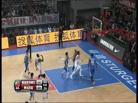 Sani Sakakini full game 2014( china-CBA ) (#24,blue)