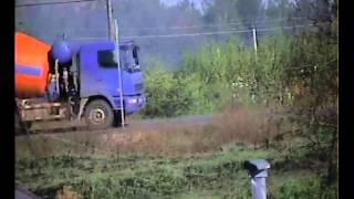 Автотранспорт на дороге