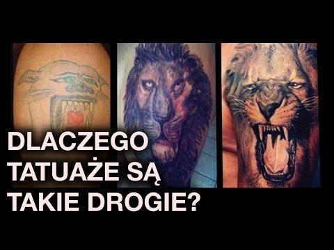 Pierwszy tatuaż / dlaczego tatuaże są takie drogie. Projekt INK