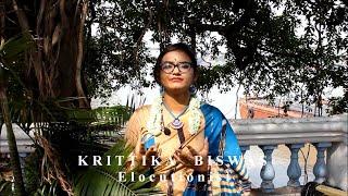 Dhyan | Rabindranath Tagore | Krittika Biswas | ধ্যান | শিল্পী: কৃত্তিকা বিশ্বাস | ভিডিও: বরুণ দে |