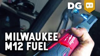 """Milwaukee M12 FUEL Ratchets - 1/4"""" & 3/8"""" - 3 Month Review"""