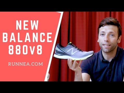 New Balance 880 v8, review y opiniones de esta zapatilla de pronación ?