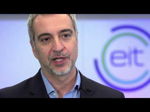 Ioannis Tarnanas - EIT Innovators Award 2018 winner