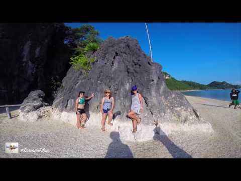 Boracay Meets Palawan = Borawan island Resort Padre Burgos Quezon #SorianoFilms
