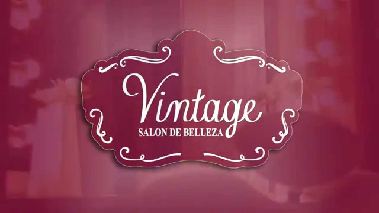Vintage salon de belleza peluquer a youtube - Decoracion de salones estilo vintage ...