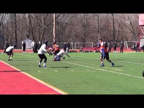 PA SWAG Sharks 7v7 - Mike Shuster to Jaelen Thompson Conversion