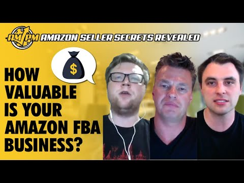 How Do You Value an Amazon FBA Business for Sale?