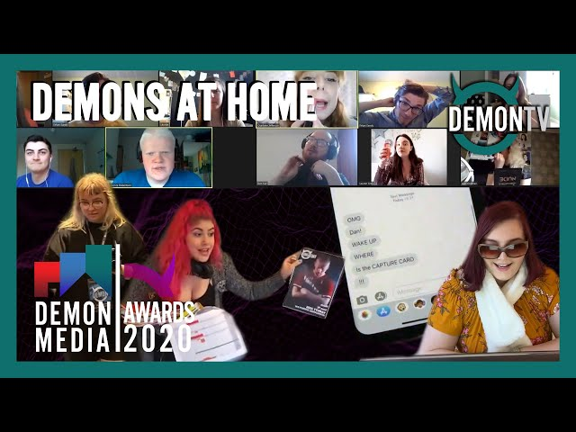 Demons At Home | Demon Media Awards 2020