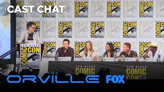 The Orville Panel At Comic-Con 2018 | THE ORVILLE