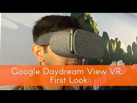 Google Daydream View VR First Look and Demo | Digit.in