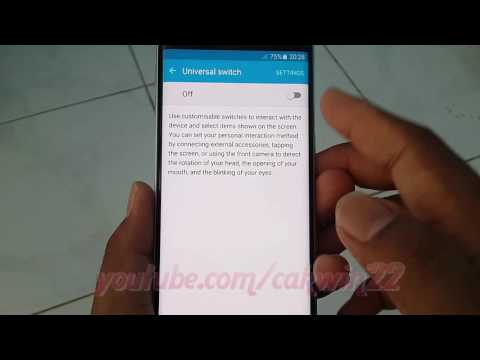 Samsung Galaxy S6 Edge : How to Enable Increase Volume by Move head left