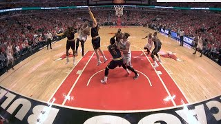 Derrick Rose BEST Acrobatic Finishes - UNREAL!