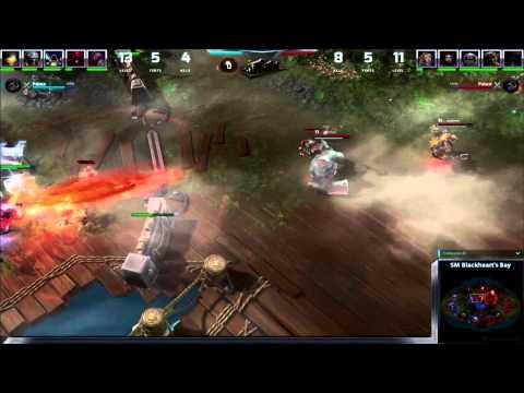видео: Обзор heroes of the storm Ч.1 (gameplay)