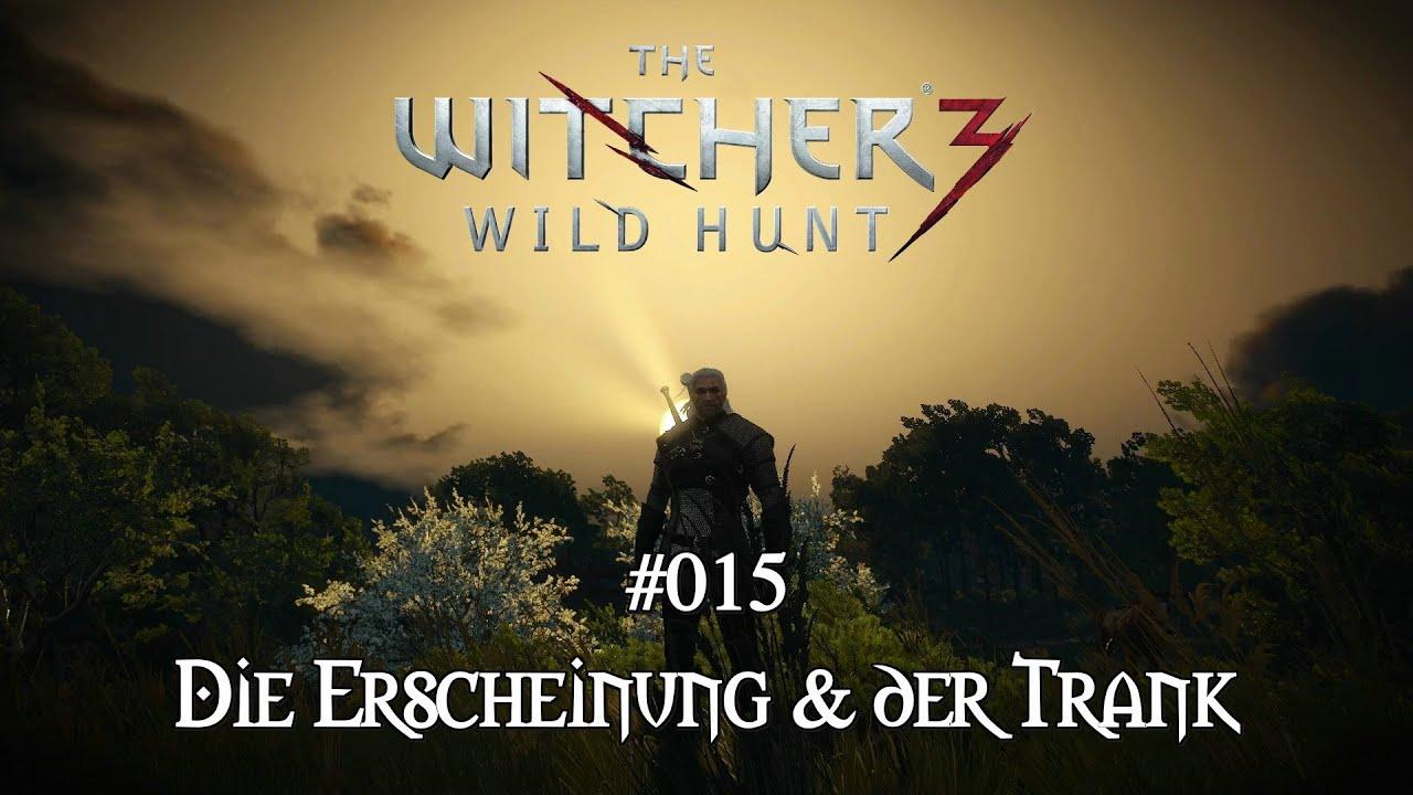 Witcher 3 Trank Der Leerung