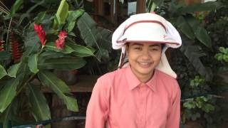 タイ北部、チェンライにあるゴルフ場です。キャディさんが僕にもひとり...