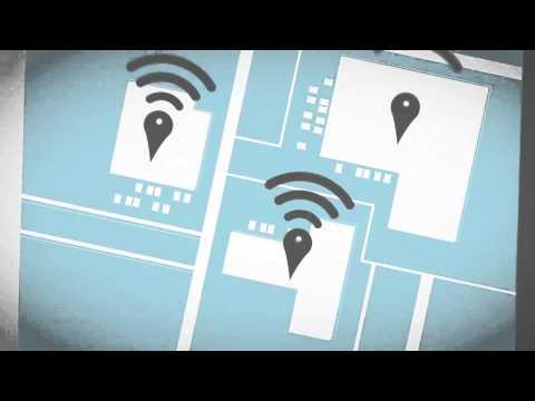 Ekahau Real Time Location System RTLS RFID over Wi Fi