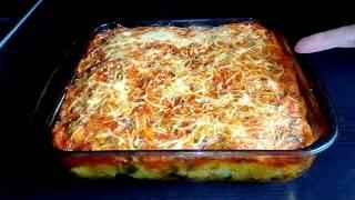 Такое блюдо из баклажан вы точно ещё не готовили! Запеканка из баклажан.#запеканкаизбаклажан